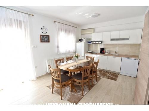 Apartmány Magnolia - ostrov Vir Chorvátsko