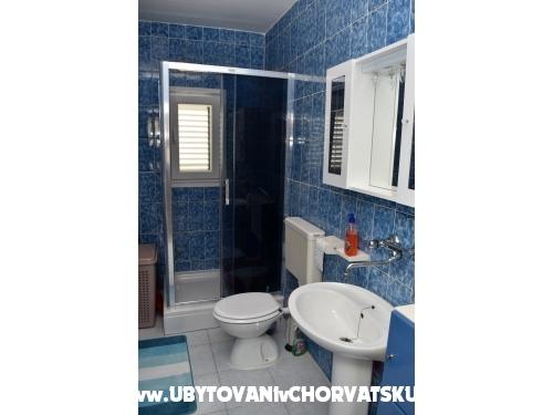 Apartmány Orešić - ostrov Vir Chorvatsko