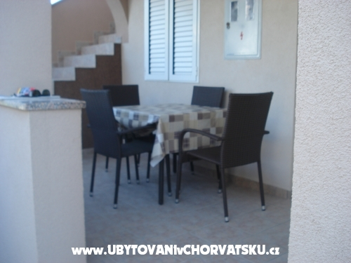 Apartmány Orešić - ostrov Vir Chorvátsko