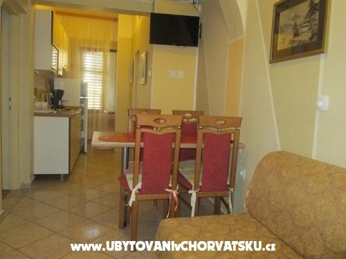 Apartmány Pavlica - ostrov Vir Chorvátsko