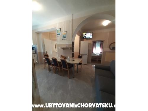 Apartmanok Pavlica - ostrov Vir Horvátország