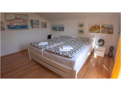 Apartmanok Podlesek - ostrov Vir Horvátország