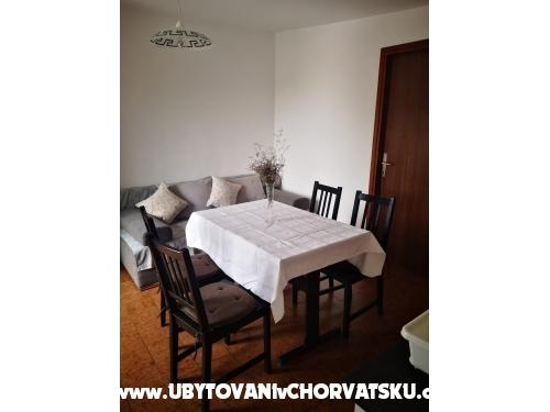 Apartmani Vlašić - ostrov Vir Hrvatska