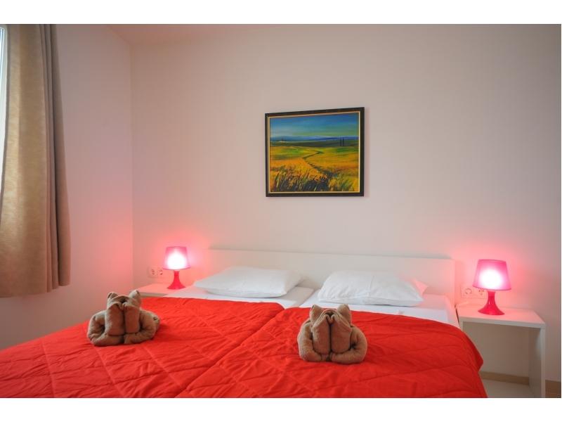 Appartement Graf - ostrov Vir Horvátország