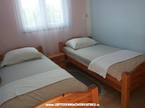 Appartements Agatic - ostrov Vir Croatie