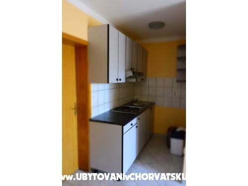Aprtments Slaviček - ostrov Vir Chorvatsko