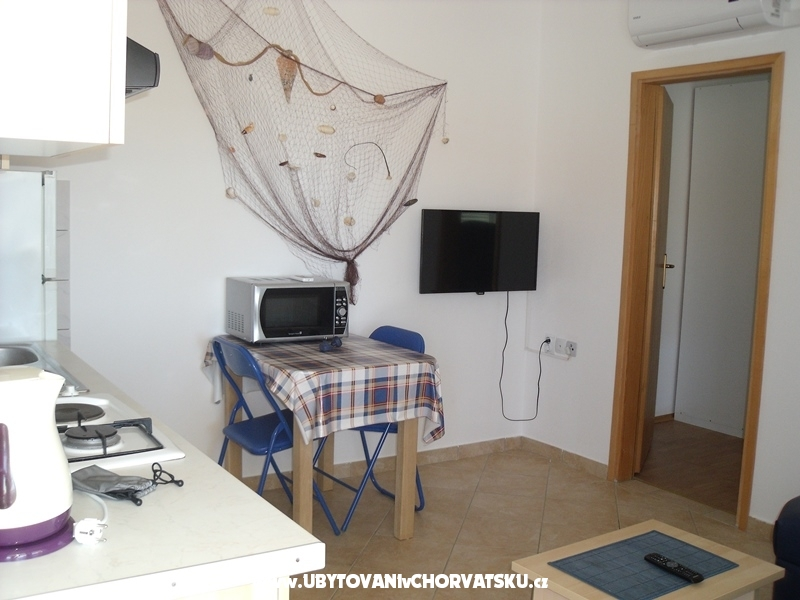Appartements H&D - ostrov Vir Croatie