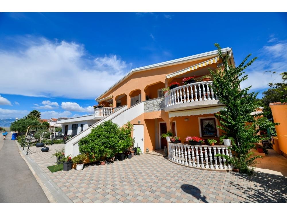 Apartmány-MGM Vir - ostrov Vir Chorvátsko