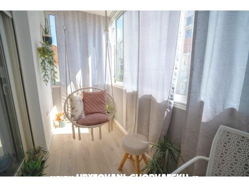 Prázdninový dom Diana +pool+jacuzzi - ostrov Vir Chorvátsko
