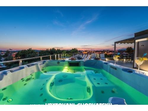Luxury Apartmán Villa Maloca - ostrov Vir Chorvátsko