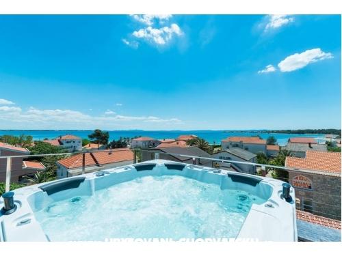 Luxury Apartmán Villa Maloca - ostrov Vir Chorvatsko