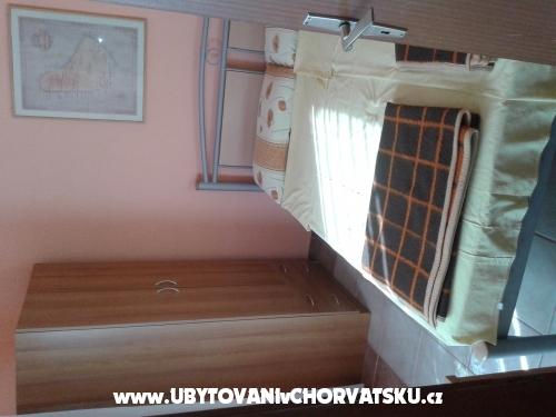 Manda Apartmány - ostrov Vir Chorvatsko