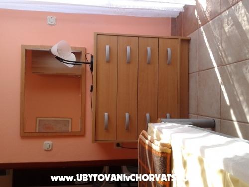 Manda Apartmány - ostrov Vir Chorvátsko