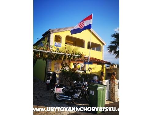 Maros apartments - ostrov Vir Chorvatsko