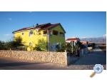 Maros apartments - ostrov Vir Kroatien