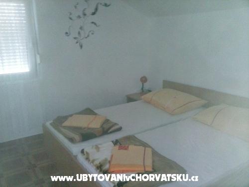 Apartamenty Nada - ostrov Vir Chorwacja