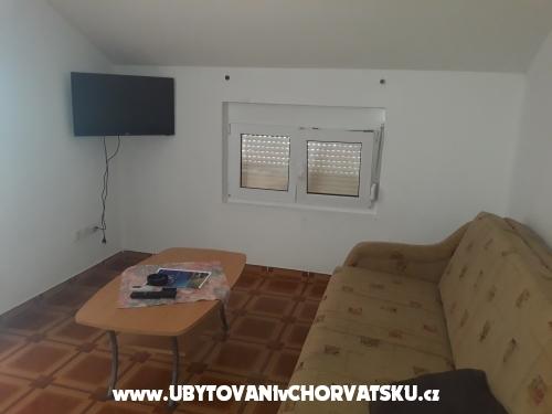 Apartmani Nada - ostrov Vir Hrvatska