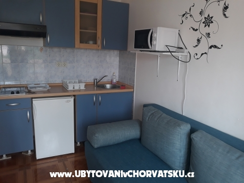 апартаменты Nada - ostrov Vir Хорватия
