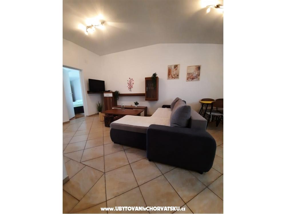 Dario Apartmány - ostrov Vir Chorvátsko