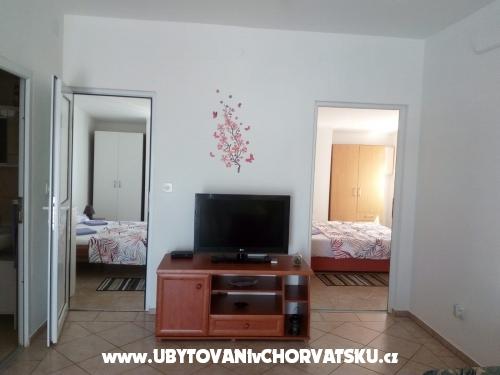 Nedić Apartmány - ostrov Vir Chorvatsko