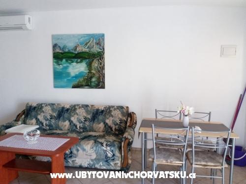 Nedić Apartmani - ostrov Vir Hrvatska