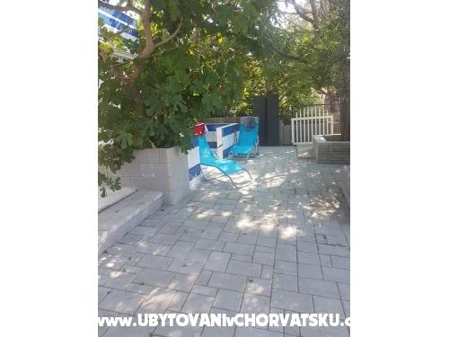 Sea Lounge  Apartmanok - ostrov Vir Horvátország