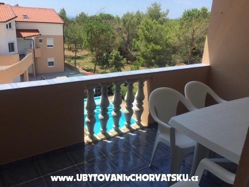 Apartmán Adria - ostrov Vir Chorvátsko