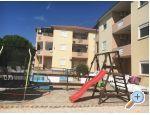 Apartmán Adria - ostrov Vir Chorvatsko