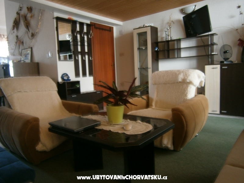 Studio apartman �itna uvala - ostrov Vir Chorvatsko
