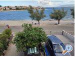 Studio apartman Žitna uvala - ostrov Vir Chorvátsko