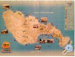 Studio apartman �itna uvala - ostrov Vir Хорватия