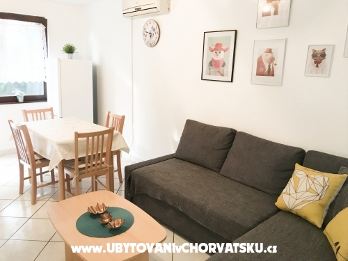 Vila Virago - ostrov Vir Chorvatsko