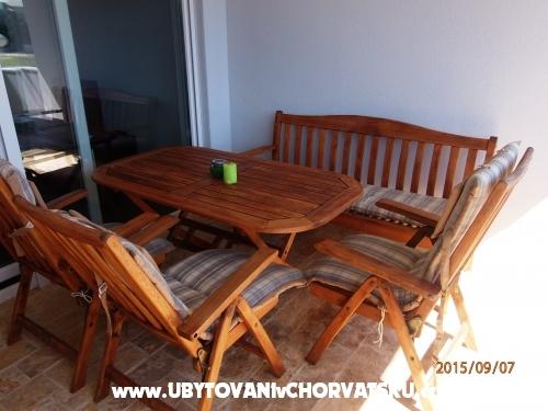 Villa Lucia - ostrov Vir Kroatien