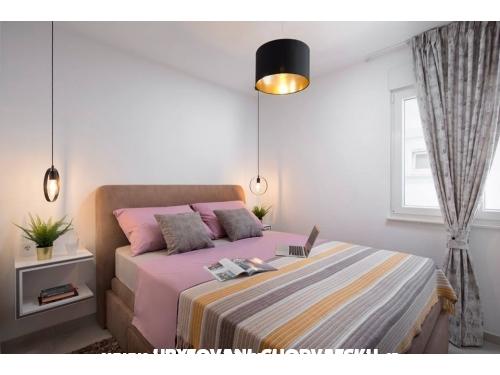 Villa Malibu Exclusive - ostrov Vir Hrvaška
