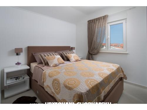 villa Malibu Royal - ostrov Vir Chorvatsko