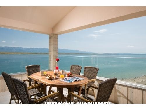 Villa Malibu Royal - ostrov Vir Chorvátsko