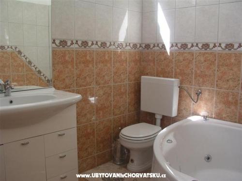 апартаменты Villa Maria - de luxe - ostrov Vir Хорватия