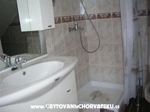 Villa Maria - apartmani Barisic - ostrov Vir Croatia