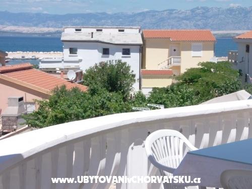 Ilona Maria Budija - ostrov Vir Croatia