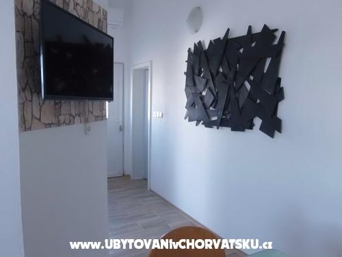 Ilona Maria Budija - ostrov Vir Chorwacja