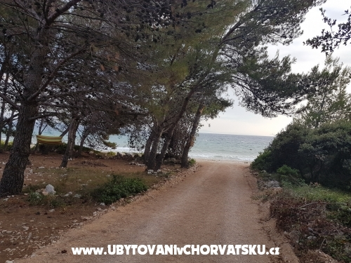 Villa Romantik - ostrov Vir Hrvaška