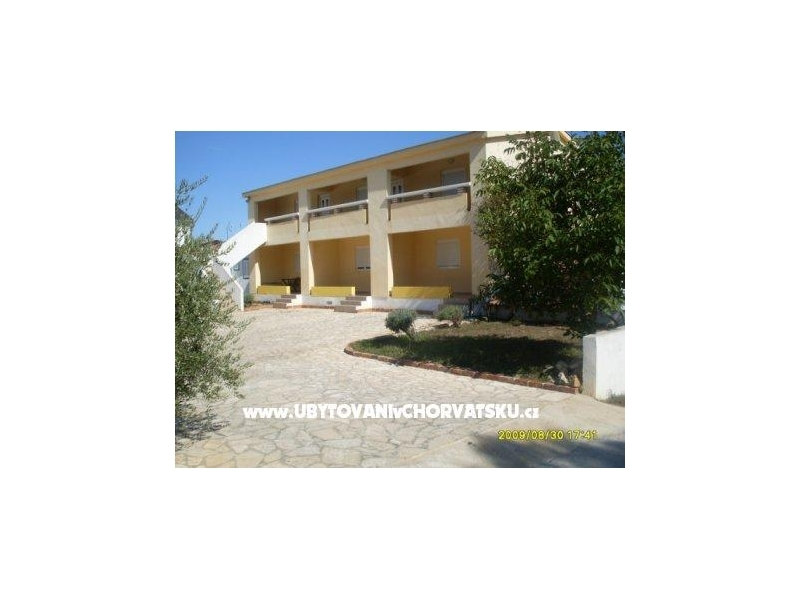 Apartment Tonka - ostrov Vir Croatia