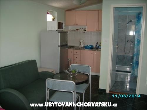 Apartmán Zrna - ostrov Vir Chorvatsko