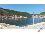 Appartements Bilić - ostrov Vis Kroatien