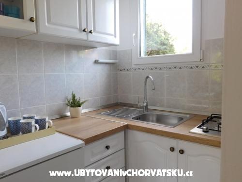Vis - Apartmanok Utrobicic - ostrov Vis Horvátország