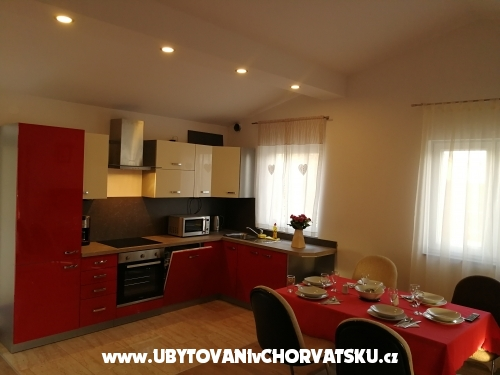 Ana Apartmány - Vodice Chorvátsko