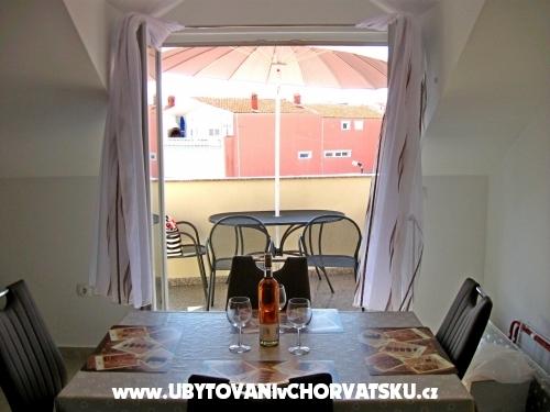 Apartmán Lasan - Vodice Chorvatsko