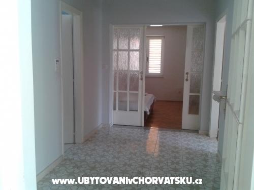 Apartmán Tomislav - Vodice Chorvatsko