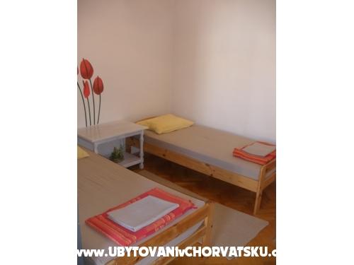 Apartmány  Smokva - Vodice Chorvátsko