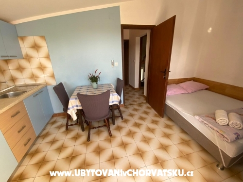 Appartements Angela Tribunj - Vodice Croatie